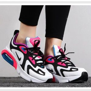 womens and youth nike air max 200 style at5630-100
